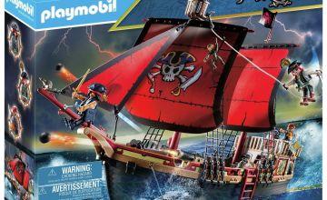 Playmobil 70411 Pirates Skull Ship