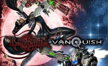 Bayonetta & Vanquish 10 Year Anniversary PS4 Game Bundle