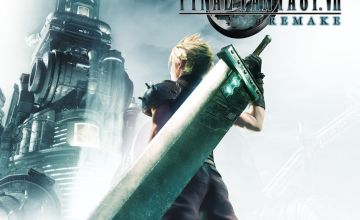 Final Fantasy VII Remake PS4 Game