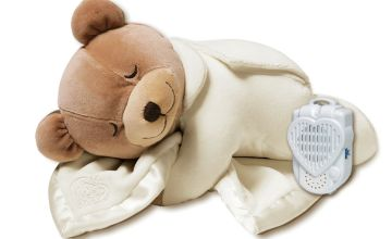 Prince Lionheart Original Slumber Bear - Cream