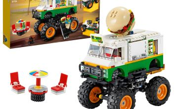 LEGO Creator 3-in-1 Monster Burger Truck Building Set-31104/t