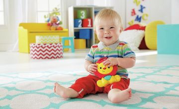 Fisher-Price 3in1 Musical Activity Baby Gym