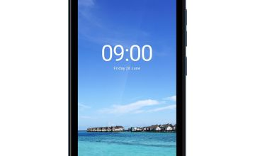 Vodafone IMO Q2 Plus Mobile Phone - Blue