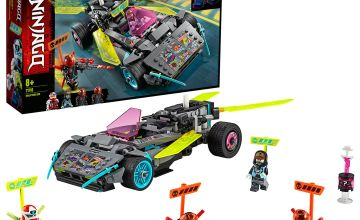LEGO Ninjago Ninja Tuner Car Prime Building Set - 71710/t
