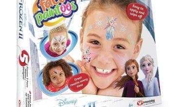 Face Paintoos Disney Frozen II