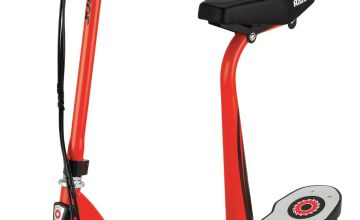 Razor Power Core E100S Electric Scooter - Red