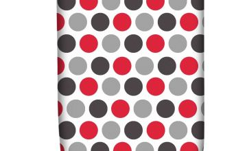 Argos Home Folding Ironing Board 110 x 33cm - Spotted