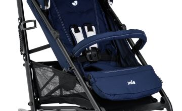 Joie Brisk LX Stroller - Midnight Navy
