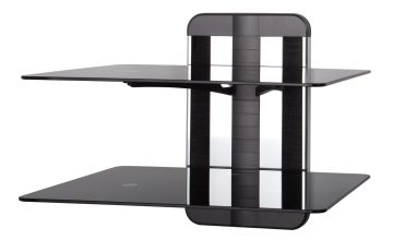 AVF Unimax TV Mount and Accessory Shelving