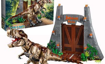 LEGO Jurassic Park: T. rex Rampage - 75936