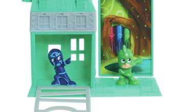 PJ Masks Trap & Escape Playset - Gekko & Ninja
