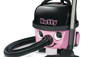 Hetty HET 160-11 Bagged Cylinder Vacuum Cleaner