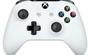 Official Xbox One Wireless Controller - White