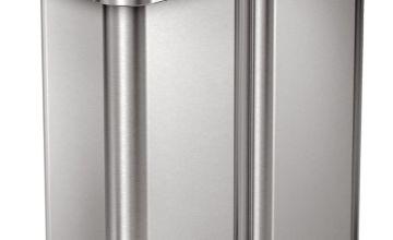 simplehuman 58 Litre Recycler Bin - Stainless Steel