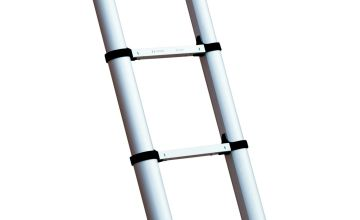 Abru Telescopic Ladder 2.6 M - 3.11M Max. *SWH