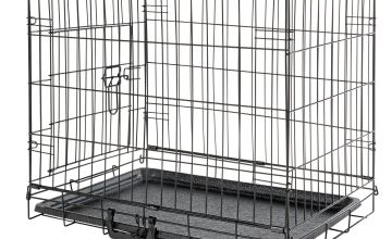 Single Door Pet Cage - Small