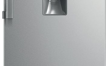 Hoover HLS1862WDKM Tall Fridge - Stainless Steel
