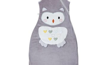 Tommee Tippee Baby Sleep Bag, 18-36m, 1 Tog, Ollie the Owl