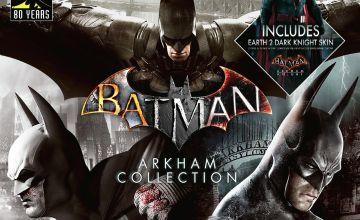 Batman: Arkham Collection PS4 Game