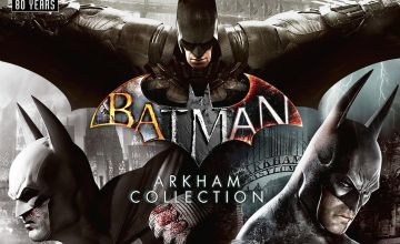 Batman: Arkham Collection Xbox One Game