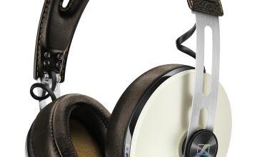 Sennheiser Momentum 2.0 Around Ear Wireless Headphones Ivory