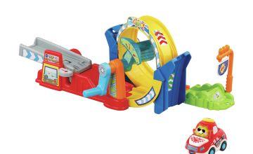 VTech Toot-Toot Roller Coaster Loop Set