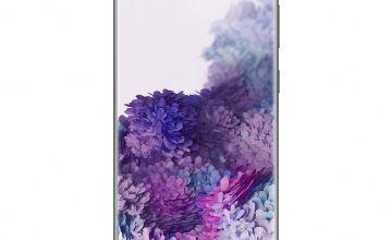 SIM Free Samsung Galaxy S20+ 5G 128GB Mobile Phone -Black