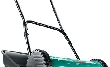 Bosch AHM38G 41cm Hand Push Cylinder Lawnmower