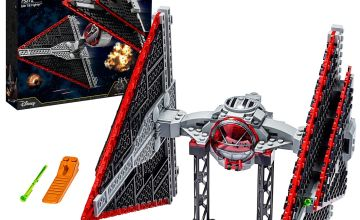 LEGO Star Wars Sith TIE Fighter Building Set - 75272