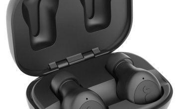 JAM Live Loud In-Ear True Wireless Earbuds - Black