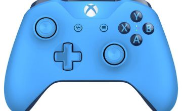 Official Xbox One Wireless Controller 3.5mm - Blue