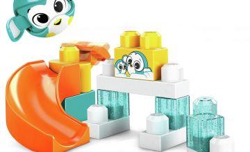 Mega Bloks Peek-A-Boo Arctic Playset