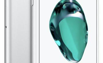 SIM Free iPhone 7 128GB Mobile Phone - Silver