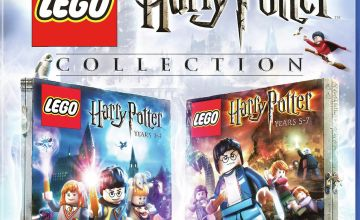 LEGO Harry Potter Series 1 to 7 PS4 Game