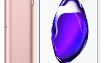 SIM Free iPhone 7 128GB Mobile Phone - Rose Gold