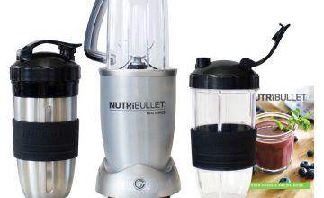 NutriBullet 12 Piece Nutritional Blender