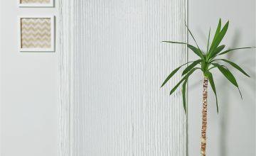Argos Home Beaded Door Curtain