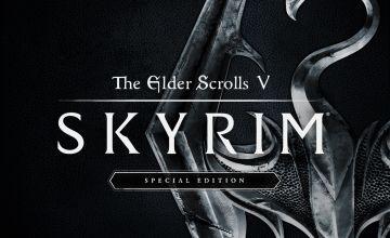 Elder Scrolls V: Skyrim Special Edition PS4 Game