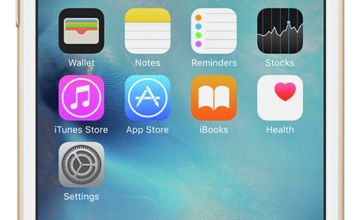 SIM Free iPhone 6s 128GB Mobile Phone - Gold