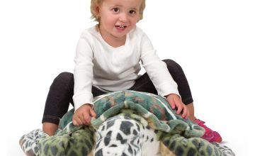 Melissa & Doug Sea Turtle Soft Toy