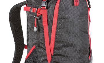 ProAction 45L Backpack - Black and Red