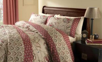 Catherine Lansfield Kashmir Bedding Set