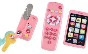 Gadget Set - Pink.