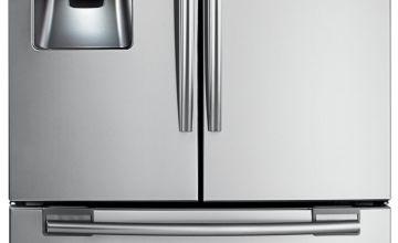 Samsung RFG23UERS1/XEU American Fridge Freezer - S/Steel