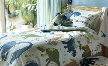 Catherine Lansfield Dino Children's Bedding Set - Single