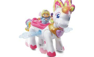 VTech Toot-Toot Kingdom Big Unicorn