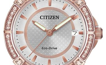 Citizen Ladies Eco-Drive Stainless Steel Bracelet Watch