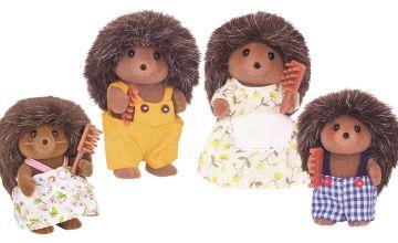 Sylvanian Families Hedgehog Family.