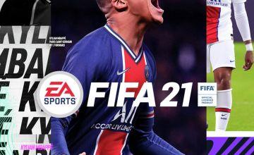 FIFA 21 Nintendo Switch Game