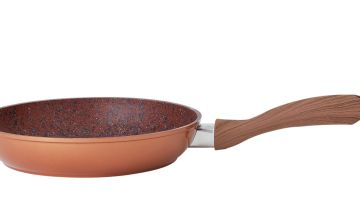 JML 24cm Non Stick Copper Stone Frying Pan